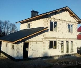 Пластиковые окна в доме. Логойск. №18-2