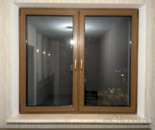 Пластиковые окна в квартире. Логойск. №16